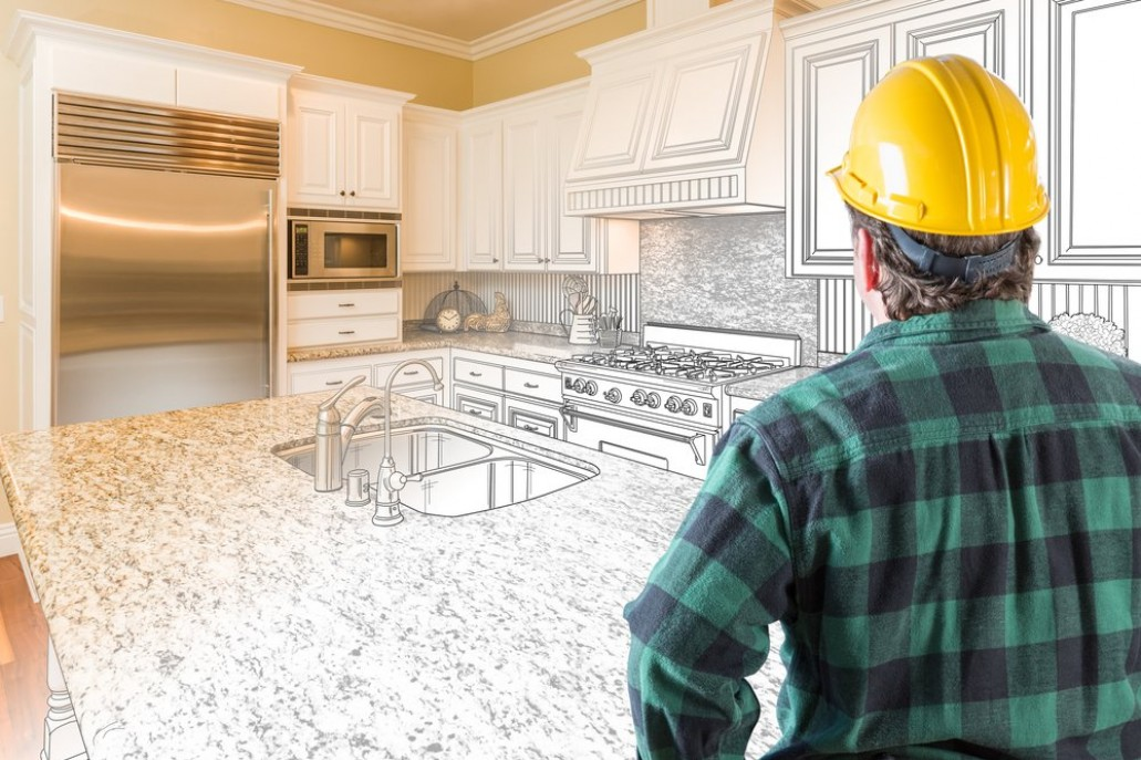 pays professional remodeling contractor