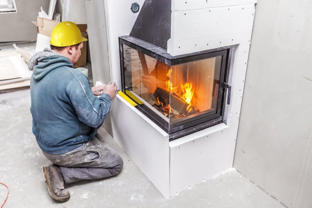 alternative fireplace installation locations