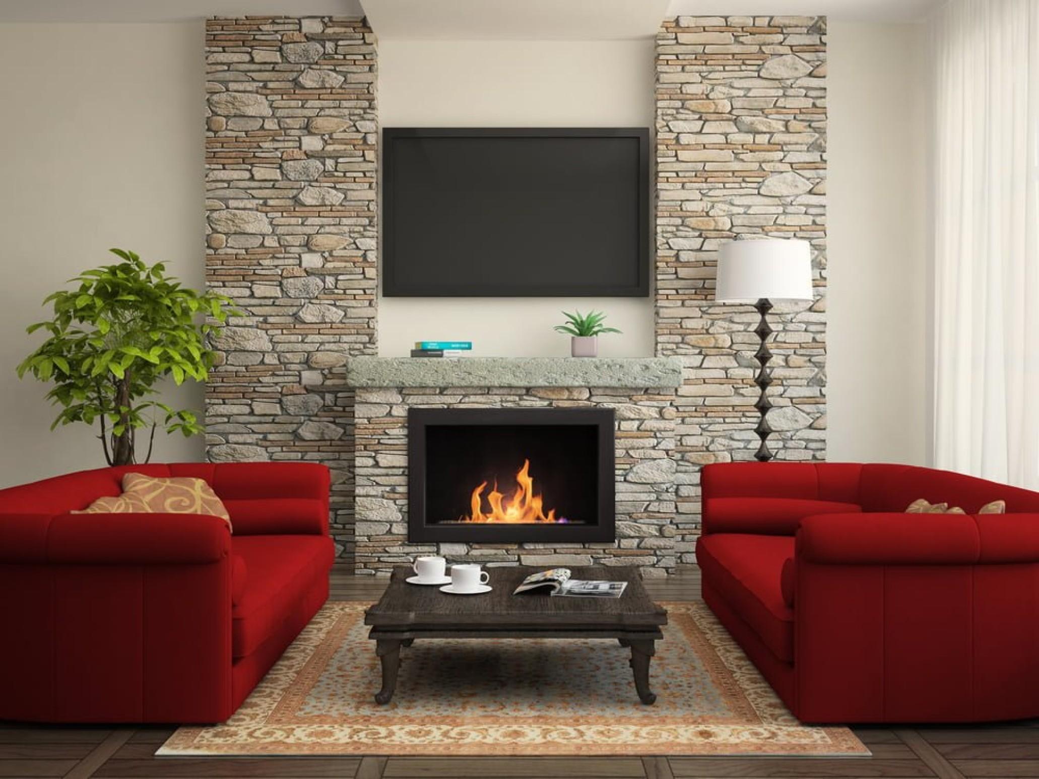 Choosing Between Vented Vent Free Gas Logs Uintah Fireplace