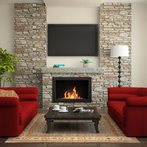 choosing vented vent-free gas logs